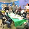 Teen Centre celebrates the holidays early