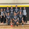 Girls and Boys Senior Saints Volleyball teams from École St. Joseph School take silver at Zones