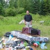Illegal dump sites spotted in Whitecourt and Woodlands County thanks to a local pilot