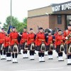 The first Military Tattoo held in Alberta since 1998 took place in Whitecourt this past weekend