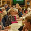 Showing appreciation to community seniors for their contributions over the years